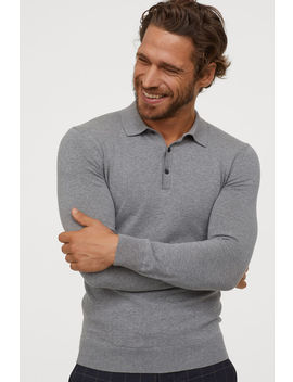 Polo   Muscle Fit by H&M