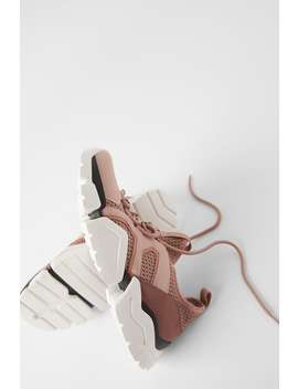 Split Sole Sneakers View All Shoes Woman by Zara
