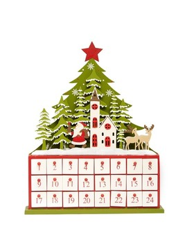 Tree Advent Calendar by Silver Tree