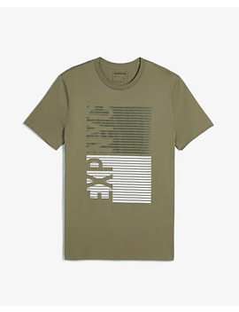 Exp Nyc Ladder Graphic Crew Neck T Shirt by Express