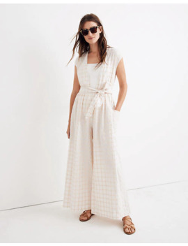 Mara Hoffman® Whitney Cover Up Jumpsuit by Madewell