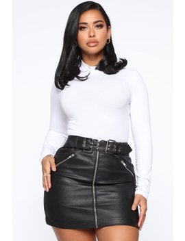 Jasmyne Top   White by Fashion Nova
