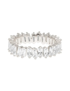 Baguette Eternity Ring by Ragen Jewels