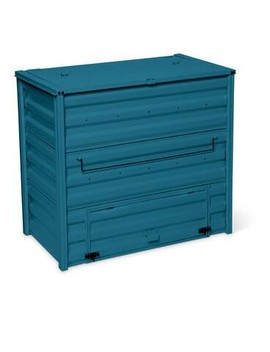 Demeter Metal Compost Bin   Gardener's Supply Company by Gardener's Supply Company