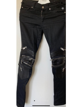 Slp Biker Jeans by Saint Laurent Paris  ×