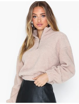 Bella Teddy Sweater by Gina Tricot