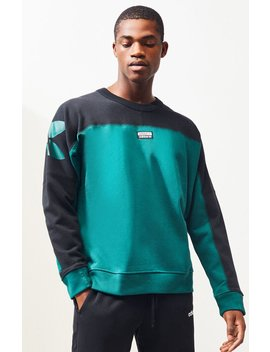 Adidas Vocal A Crew Neck Sweatshirt by Pacsun