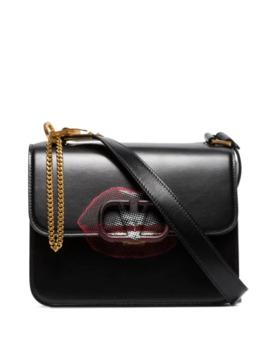 Valentino Garavani Vring Lips Print Shoulder Bag by Valentino