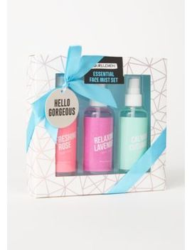 3 Pack Essential Face Mist Gift Set by Rue21