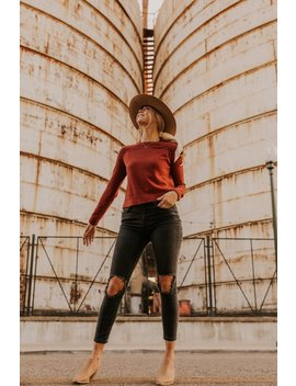 The Cheyenne Sweater by Roolee