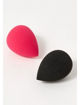 2 Pack Hot Pink Beauty Blender Set by Rue21
