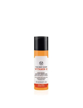 Vitamin C Skin Boost Instant Smoother Serum Ask & Answer by The Body Shop