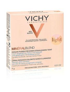 Vichy Minéralblend Healthy Glow Trio Finishing Powder 9g by Vichy