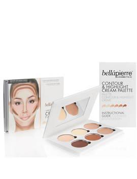 Bellápierre Cosmetics Contour & Highlight Cream Palette by Bellápierre Cosmetics