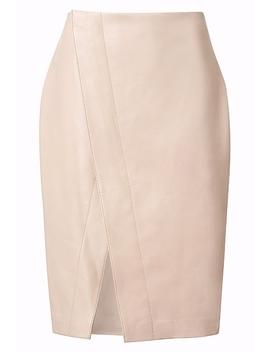 Blythe Leather Skirt by Witchery
