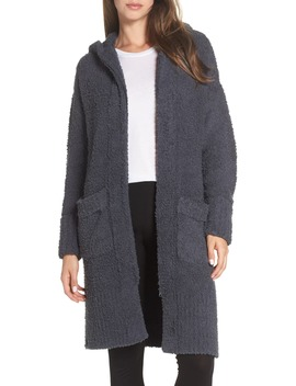 Cozy Chic® Nor Cal Lounge Coat by Barefoot Dreams