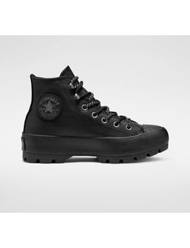 Winter Gore Tex Lugged Chuck Taylor All Star Boot by Converse