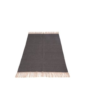 Meaney Hand Tufted Cotton Gray Area Rug by Gracie Oaks