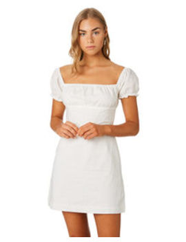 Edie Linen Dress by Lulu And Rose