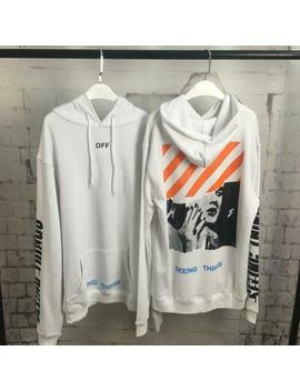 🇦🇺 Au Stock Off White Hoodie Street Wear Jumper Sweatshirt Unisex Best Quality by Unbranded