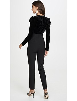 Cleo Jumpsuit by Veronica Beard