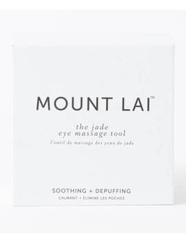 The Jade Eye Massage Tool by Mount Lai