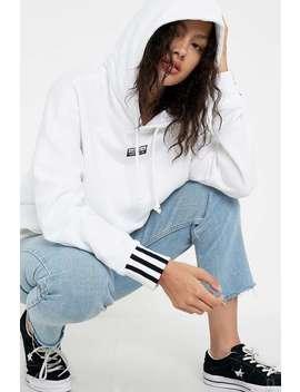 Adidas Originals Vocal White Hoodie by Adidas Originals