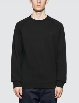 Black Fox Sweatshirt by Maison Kitsune