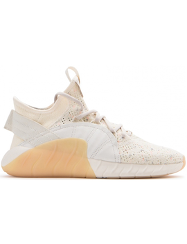 Adidas Tubular Rise Cream White by Stock X