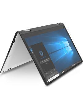 """Flex 11.6"""" Intel® Celeron® N3350 2 In 1   32 Gb E Mmc, Silver by Currys"""