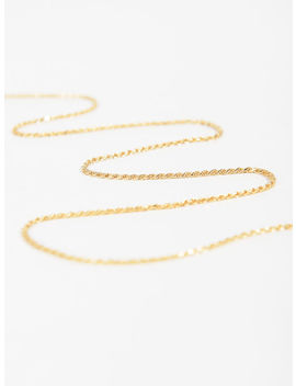 925 Sterling Silver &Amp; Gold Plated Short Necklace by Parafois