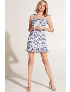 Cersei Frill Dress by Bardot