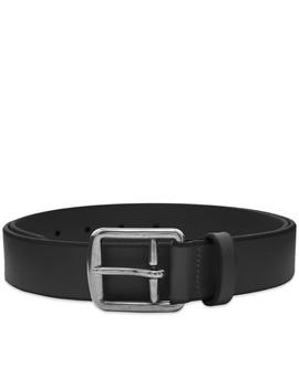 Polo Ralph Lauren Leather Casual Belt by Polo Ralph Lauren