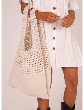 Peta & Jain Knot Tote Bag by Peta And Jain