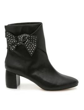 Nathalie Bow Bootie Nathalie Bow Bootie by Nanette Nanette Lepore Nanette Nanette Lepore