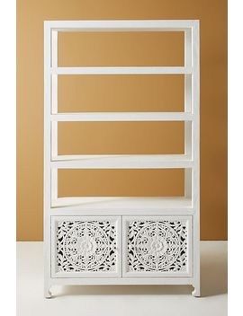Lombok Shelving Unit by Anthropologie