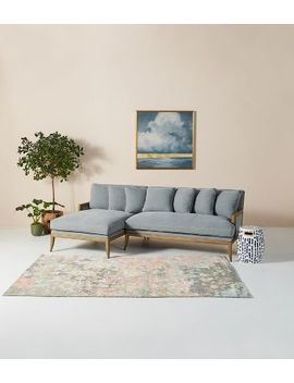 Florence L Shaped Sectional by Anthropologie