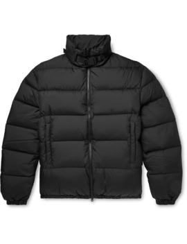 Quilted Nylon Ripstop Down Jacket by Mr Porter