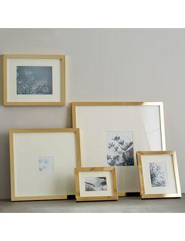 Metallic Gallery Frames by P Bteen