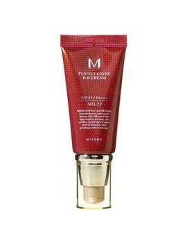 Missha   M Perfect Cover Bb Cream Spf42 Pa+++ (#27 Honey Beige) 50ml by Missha