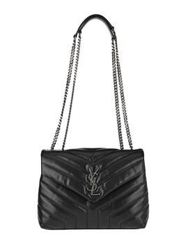 Saint Laurent Loulou Quilted Shoulder Bag by Saint Laurent