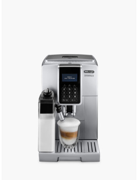 De'longhi Ecam350.75.Sb Dinamica Bean To Cup Coffee Machine, Silver by De'longhi
