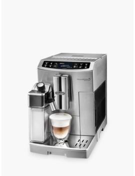 De'longhi Ecam 510.55 Prima Donna S Evo Bean To Cup Coffee Machine, Silver by De'longhi