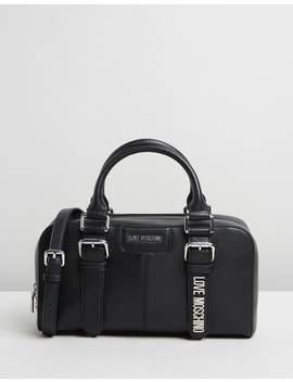 Bowling Bag by Love Moschino