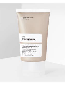 Vitamin C Suspension 23% + Ha Spheres 2% by The Ordinary