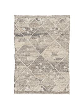 Aspen Wool Rug   Grey by Furbish Studio