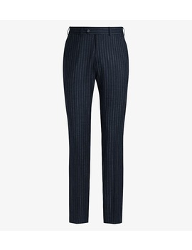 Blue Soho Trousers by Suitsupply