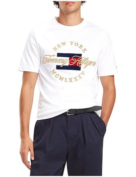 Icon Relax Fit Tee by Tommy Hilfiger