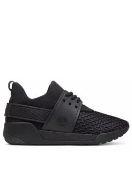 Kiri Up Pattern Sneaker For Women In Black by Timberland