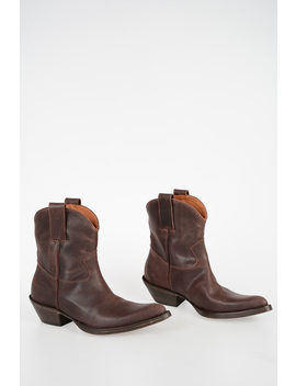 mm22-4cm-leather-boots by maison-margiela